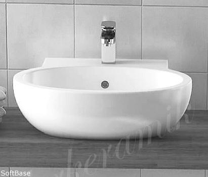 Badkeramik  Baderkeramik Sanitär Badkeramik WC Waschtisch Bidet